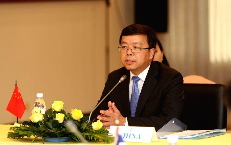 Lancang-Mekong Cooperation summit kicks off in Cambodia
