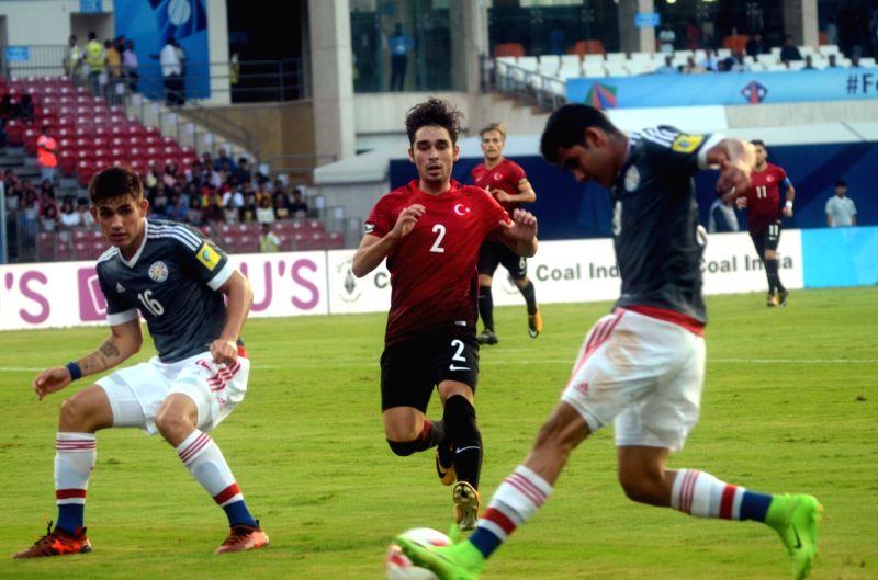 FIFA U-17 World Cup -  Group B - Turkey Vs Paraguay