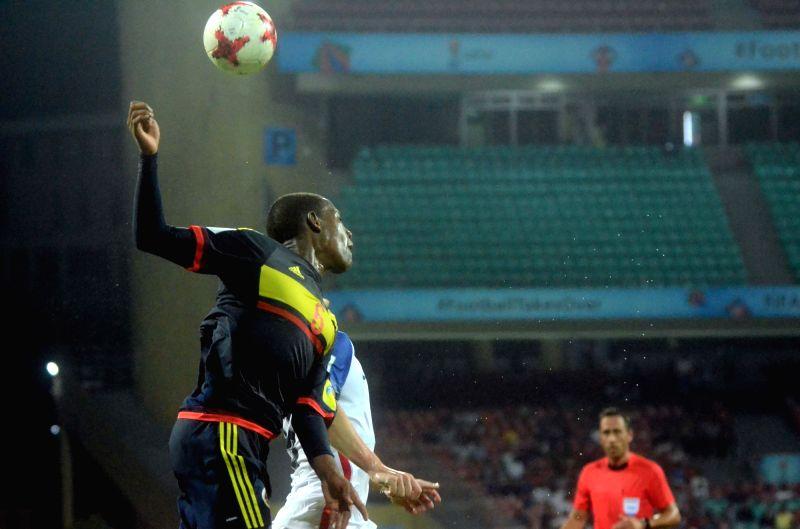 FIFA U-17 World Cup -  Group B - USA Vs Colombia
