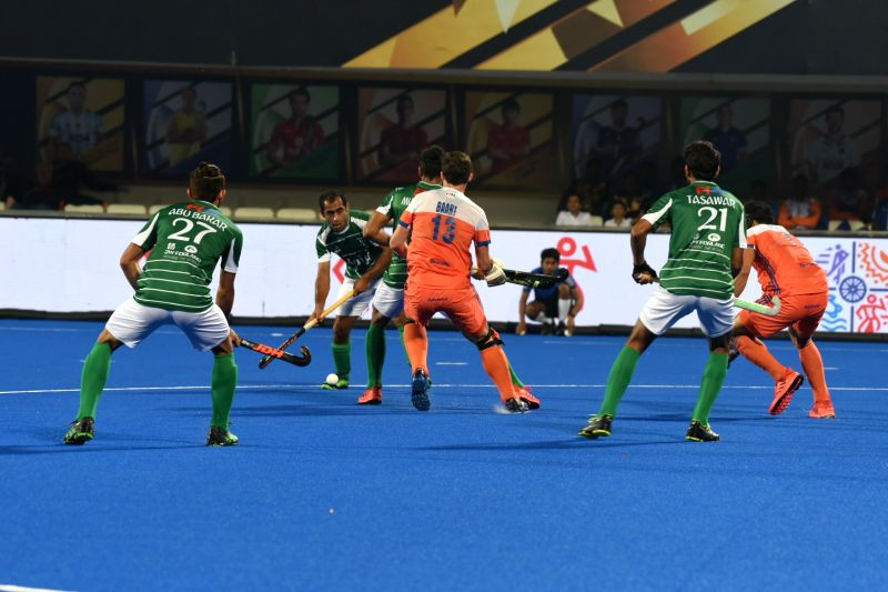 Men's Hockey World Cup 2018 - Pakistan Vs Netherlands