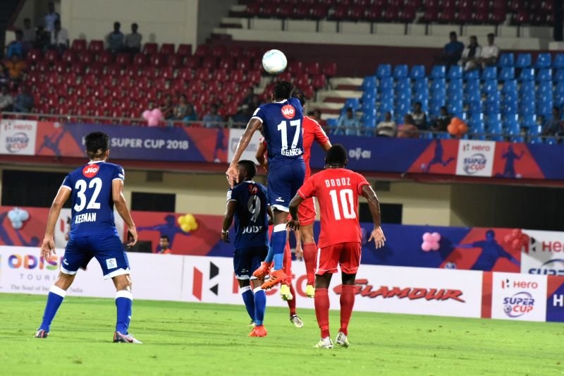 Indian Super Cup 2018 Chennaiyan FC vs Aizwal FC Live Scores : Football Updates
