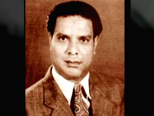 Poet Shakeel Badayuni, who penned some of the most enduring songs of Hindi films