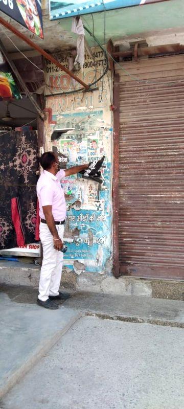 Police arrest over dozen people for posters criticising Modi over vaccine shortage