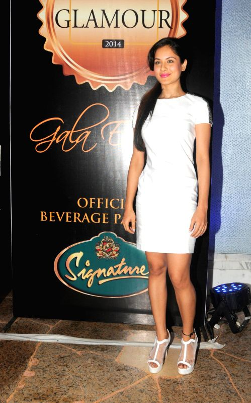 Pooja Banerjee during the gala musical dinner hosted by Bulbeer Gandhi, Additional director, Asian Business Exhibition and Conferences (ABEC) for prominent jewelers across the country in Mumbai on ... - Pooja Banerjee