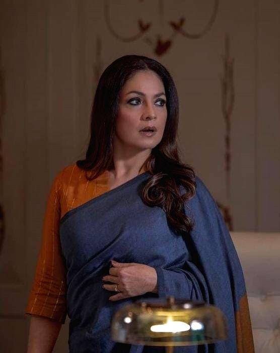Pooja Bhatt: Mask up people!.