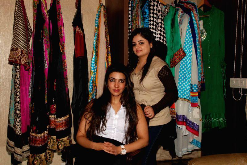 Pop-up Store :Fab Connection by Mandira Lamba and Ridhi Bhalla