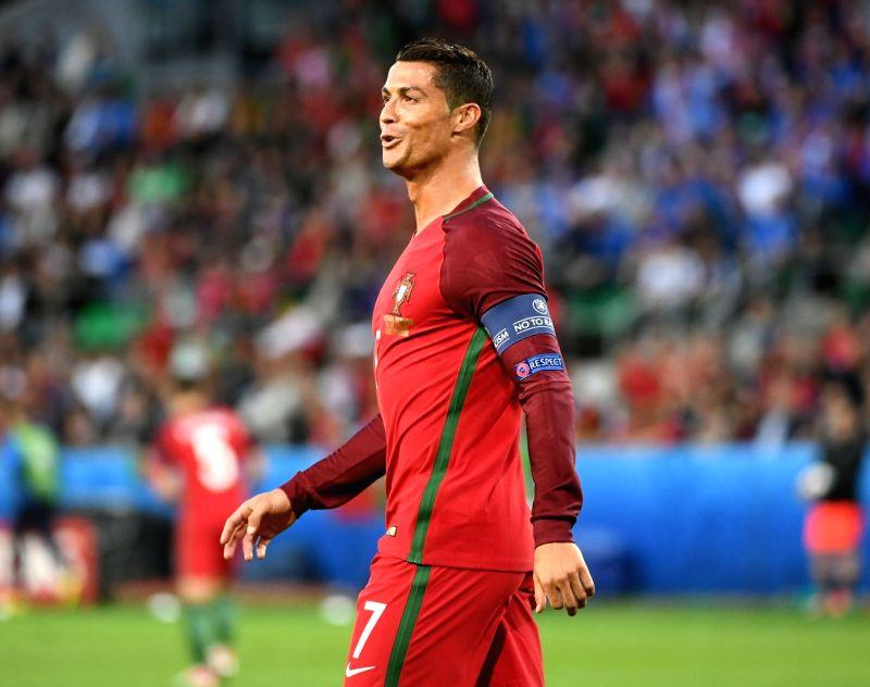 Portugal skipper Cristiano Ronaldo . (File Photo: IANS)