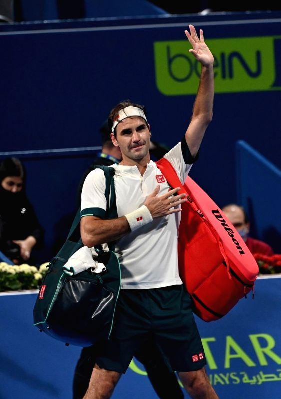 Post injury, Federer gears up for first tournament in two months.