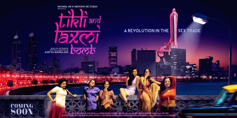 Poster of Tikli and Laxmi Bomb