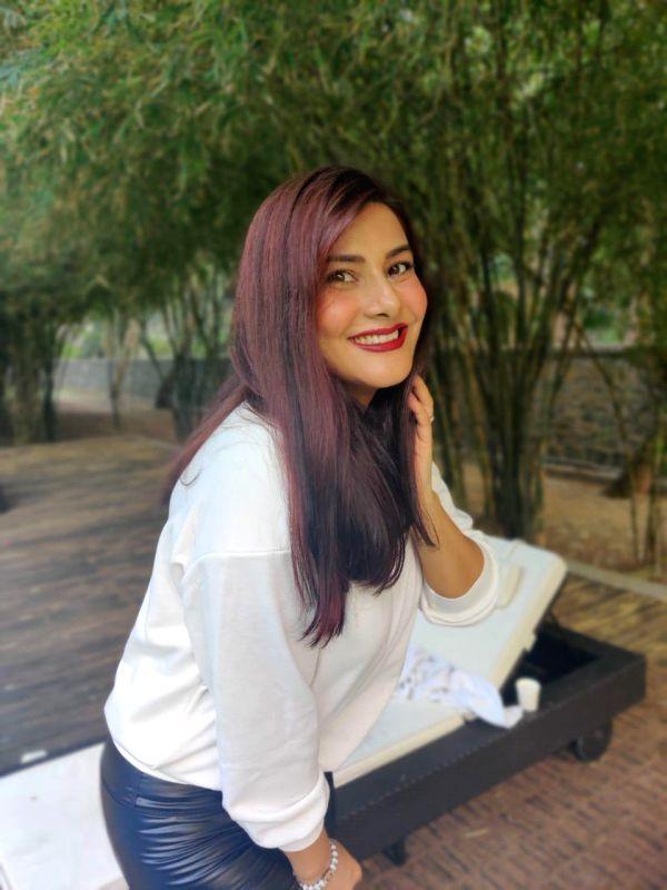 Practicing Yoga has helped Vivana Singh in acting.
