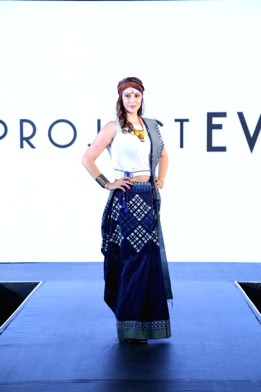 InTrend Fashion Show - Karishma Kotak