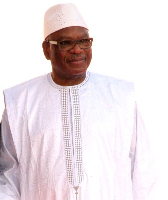 President of Mali, Ibrahim Boubacar Keita. (File Photo: IANS)
