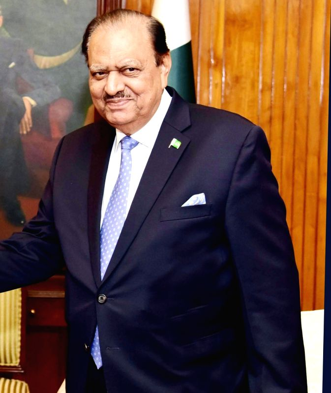 President of Pakistan Mamnoon Hussain. (File Photo: IANS)