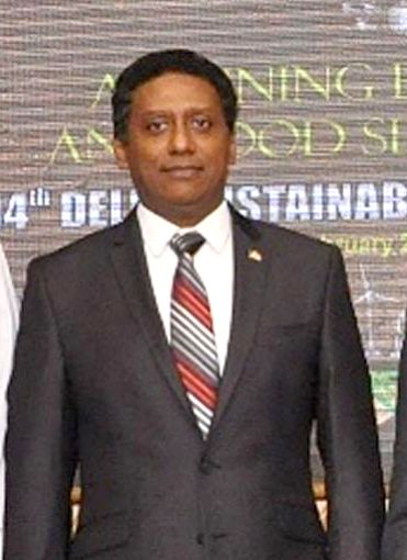 President of Seychelles Danny Faure. (File Photo: IANS)