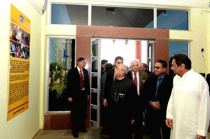 President Mukherjee visits Apparel Training & Design Centre - Pranab Mukherjee