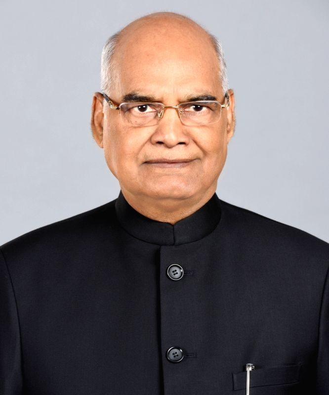 President Ram Nath Kovind. (Image Source: IANS)