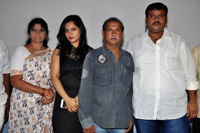 Press meet of Telugu film Kakatiyudu in Hyderabad on 1st Aug., 2016.