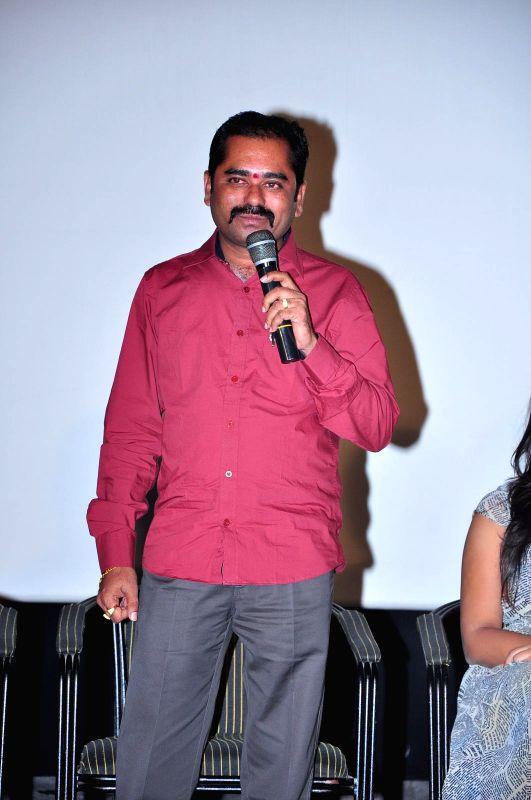 Press meet of Telugu film `The Bells`.