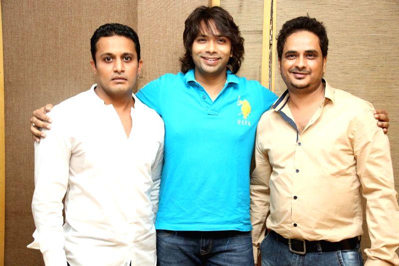Press meet  of telugu movie Friend Request.