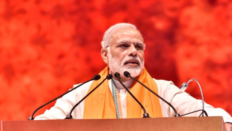Prime Minister Narendra Modi. (Image Source: IANS)