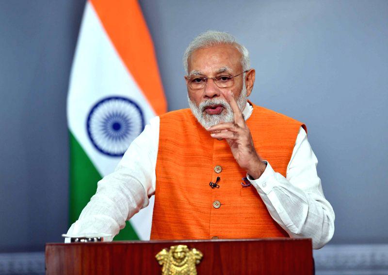 Prime Minister Narendra Modi. (Photo: IANS/PIB)