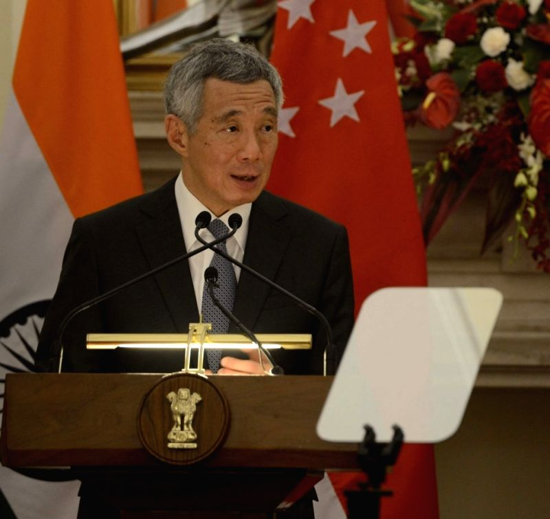 Prime Minister of Singapore Lee Hsien Loong. (File Photo: IANS)