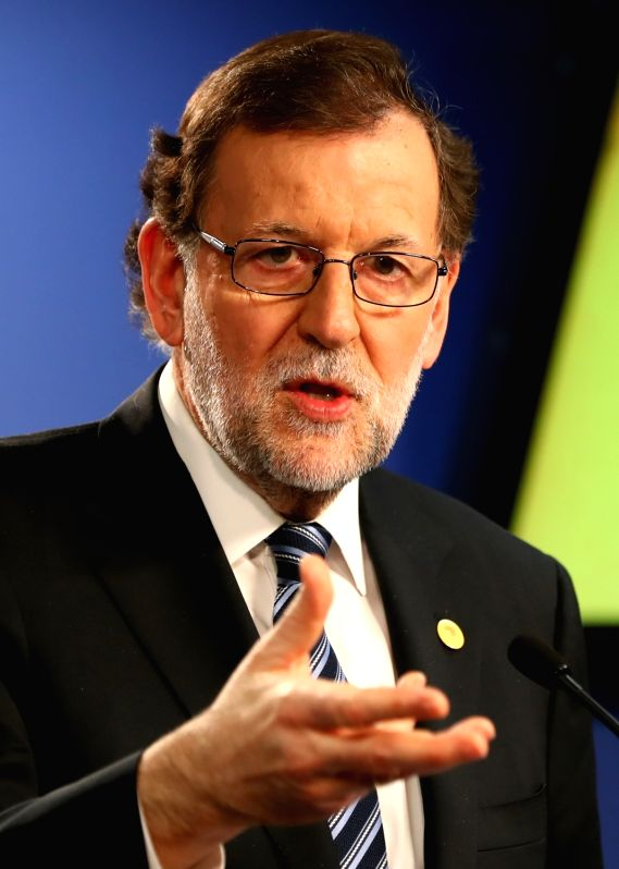 Prime Minister of Spain Mariano Rajoy. (File Photo: IANS)