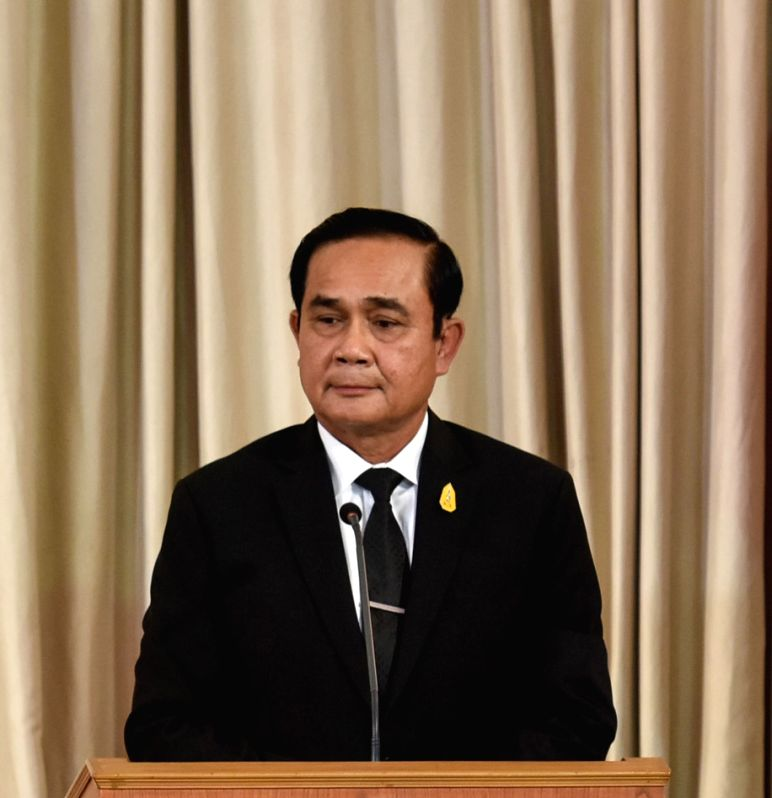 Prime Minister of Thailand Prayut Chan-o-cha. (File Photo: IANS)