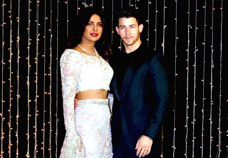 Priyanka Chopra and Nick Jonas. (File Photo: IANS)
