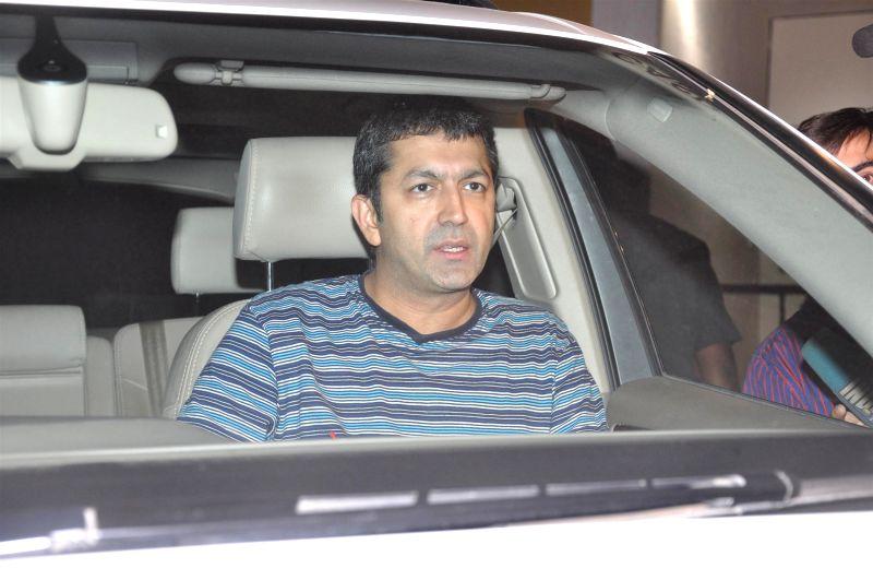 Producer Kunal Kohli.