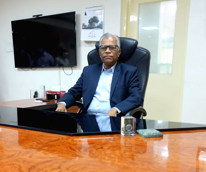 Prof Basuthkar Jagadeeshwar Rao takes charge as Vice-Chancellor of University of Hyderabad