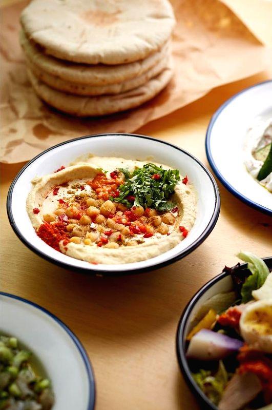 Professional food photographer Matan Katz focuses on Israeli delicacies on his Instagram handle matankatz_photography