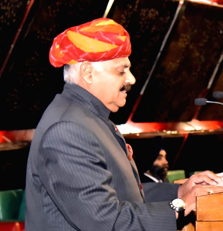 Punjab Governor VP Singh Badnore.(Image Source: IANS)