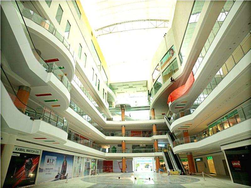PVP Square going to inaugurate in Vijayawada on 1st Aug, 2014 by Sachin Tendulkar. (Photo: IANS).