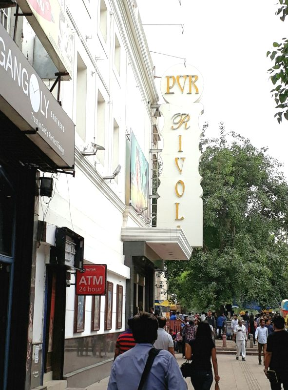 PVR Rivoli ​at​ Connaught Place​ of New Delhi​. (File Photo: IAMS)