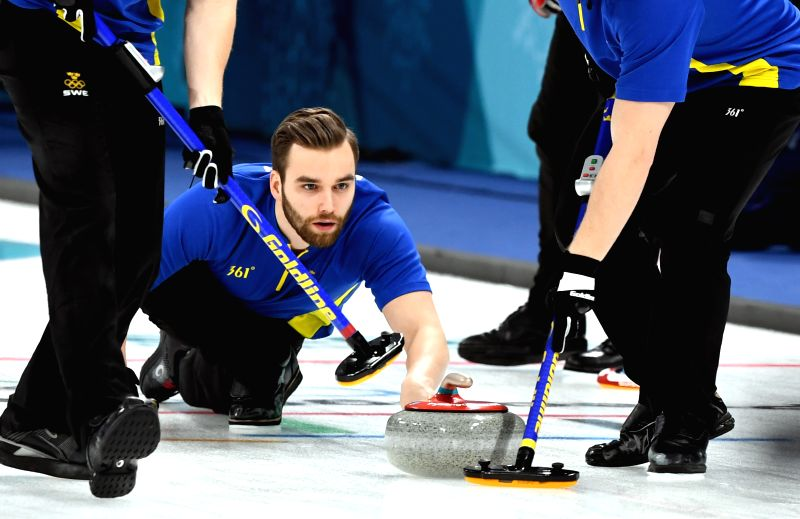 US 'Rejects' shock Sweden to win men's curling gold