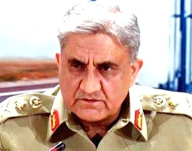Qamar Javed Bajwa. (Photo: Twitter/@iamCOAS)