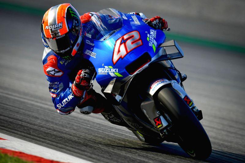 Quartararo reclaims MotoGP championship lead with win in Catalunya.