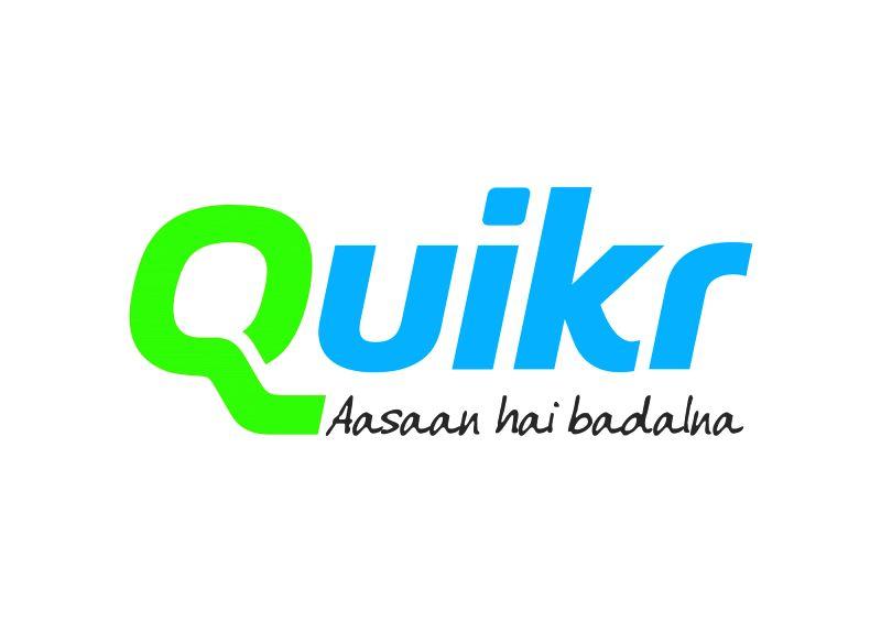 Quikr logo. (File Photo: IANS)