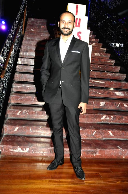 Rahul Aggarwal during Just Cavalli Fragrance launch party in Mumbai on April 10, 2014.