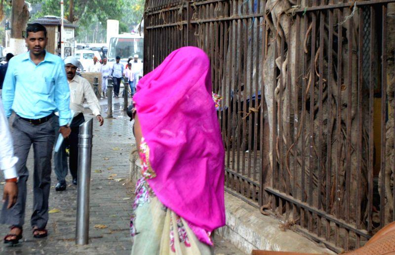 Rains lash Mumbai on June 7, 2017.