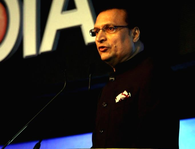 Rajat Sharma. (File Photo: IANS) - Rajat Sharma