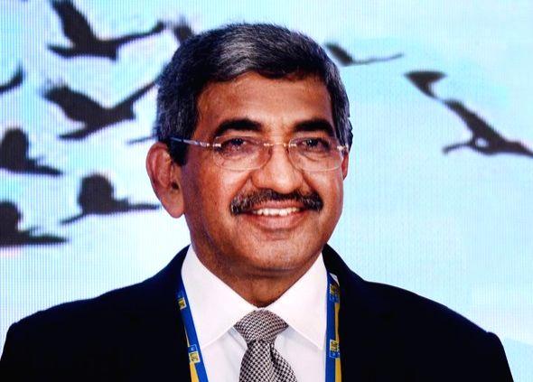 Rakesh Sharma . (Photo: Twitter/@IDBI_Bank)