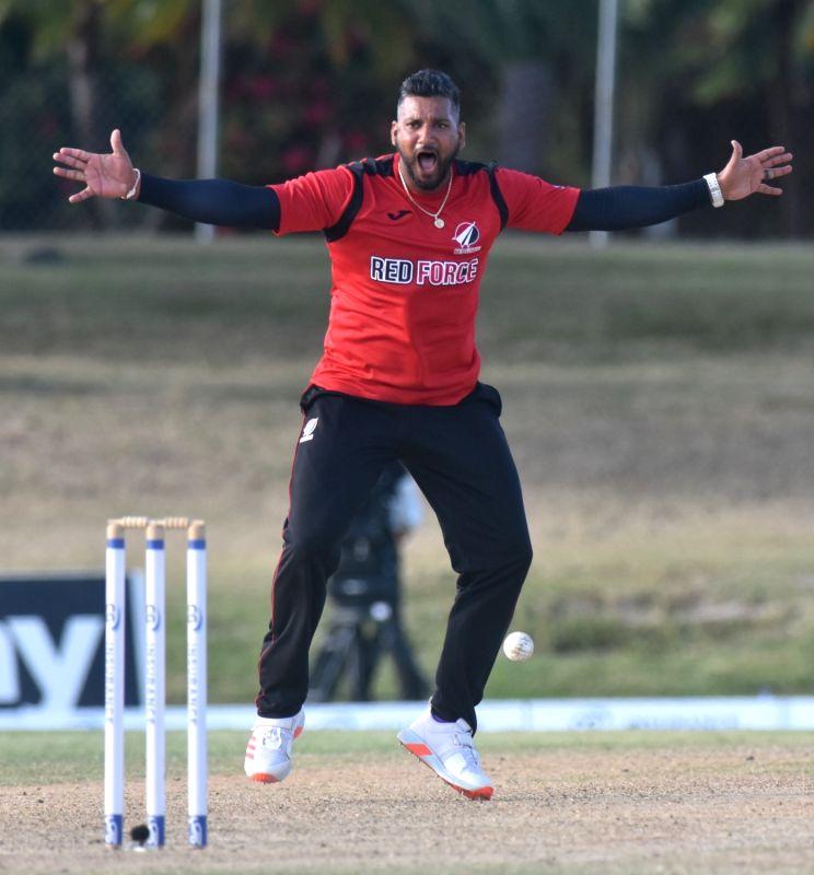 Rampaul bowls Trinidad & Tobago into Super50 Cup final.