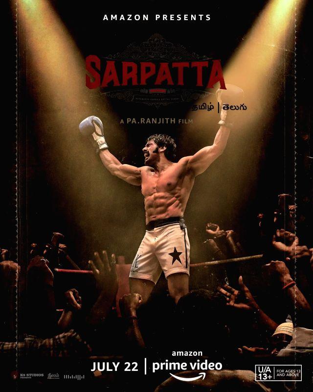 Rana Daggubati launches Telugu trailer of 'Sarpatta ...