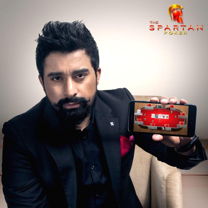 Rannvijay Singh Brand Ambassador - The Spartan Poker
