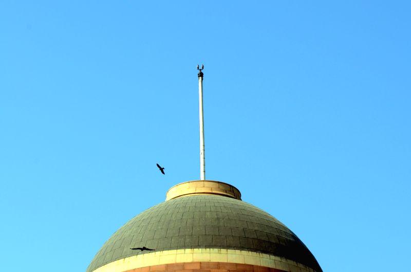 Rashtrapati Bhawan. (File Photo: IANS)