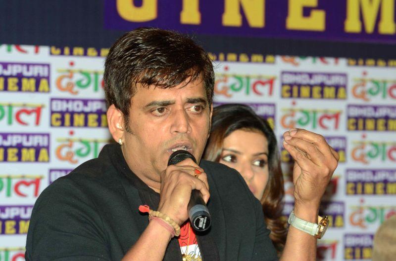 Ravi Kishan. (Photo: IANS)