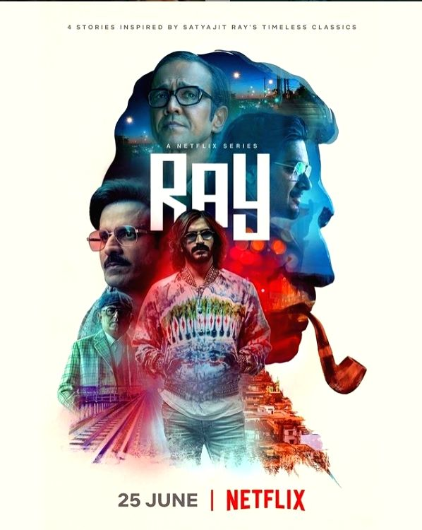 Ray: Uneven but worth a binge