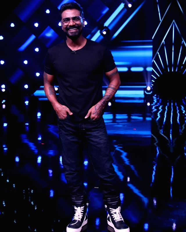 Remo D'souza had 'amazing, very safe shoot' with Geeta Kapur, Terence Lewis.